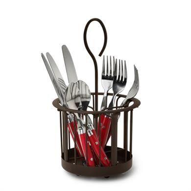 25 best ideas about silverware caddy on pinterest for Vertical silverware organizer