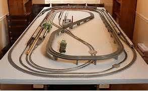 ... Layout Small O N Ho G Z S Scale Gauge. on o gauge track plans 4x8