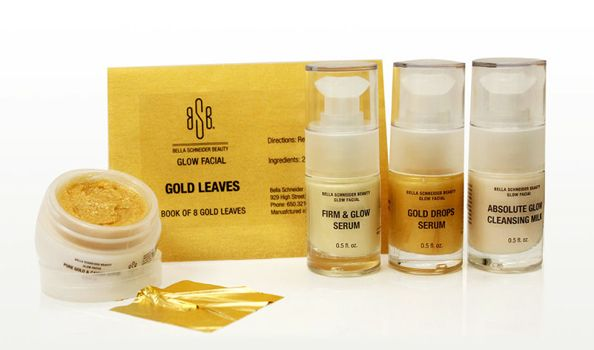 InStyle.com's Associate Producer tried out a DIY gold facial kit. Find out if it really worked!