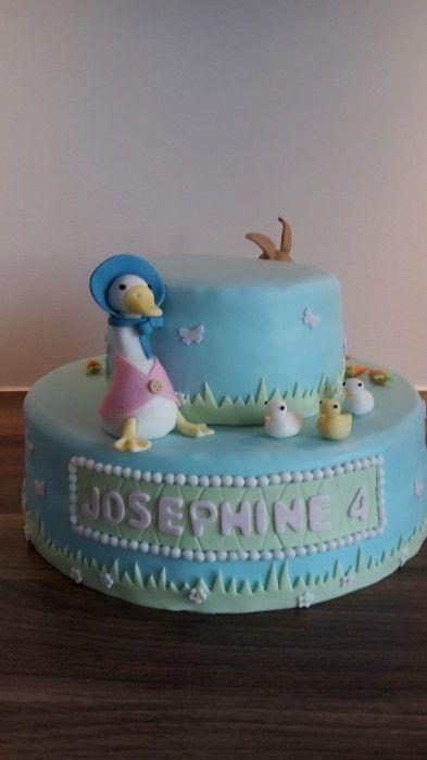 Pieter Konijn taart / Peter Rabbit cake