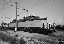 Milwaukee Road Little Joe electric locomotive E70 8 x 10 Photograph