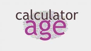 Age Calculator http://www.howmuchdoi.com/time/Age-Calculator-351.html