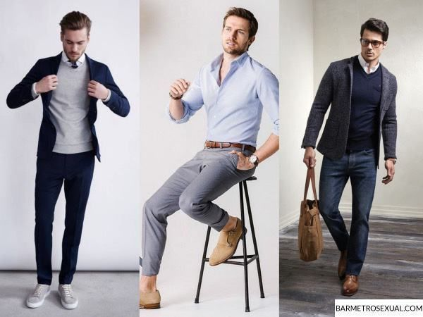 Esporte Fino Masculino, Dicas para Inspirar! | Moda