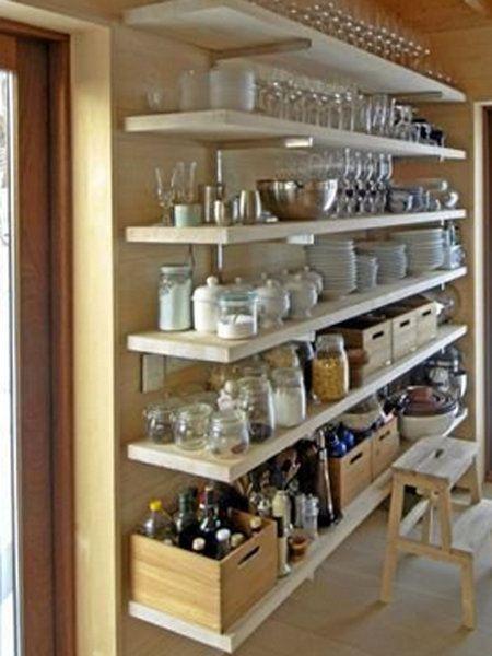 26 despensas que presumen de orden despensa cocinas y Muebles para despensa