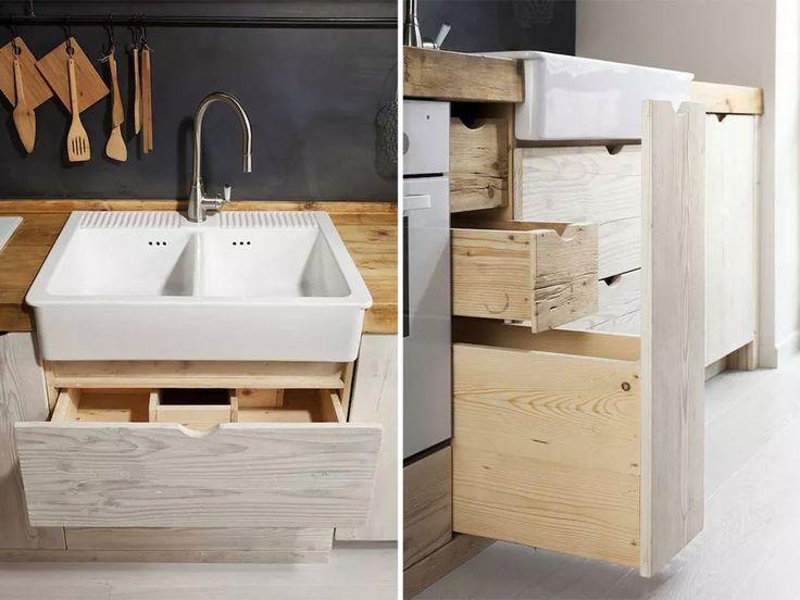 Oltre 25 fantastiche idee su cucina ikea su pinterest cassetti della cucina - Rubinetto cucina ikea ...