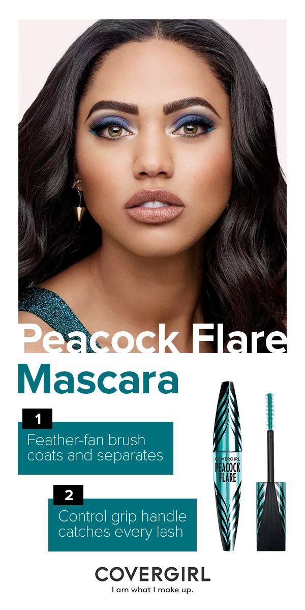 Peacock Mascara