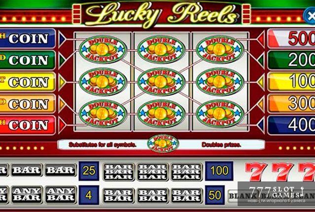 Lucky Reels – поймай удачу на барабанах игрового автомата. Многие производители любят стилизовать свои игровые автоматы под старинные слот-машины. Но далеко не всем удается создать такой шедевр, как онлайн слот Lucky Reels. © 777SlotGames «Новости» #777slotgames #gamblingnews #gamblinglife