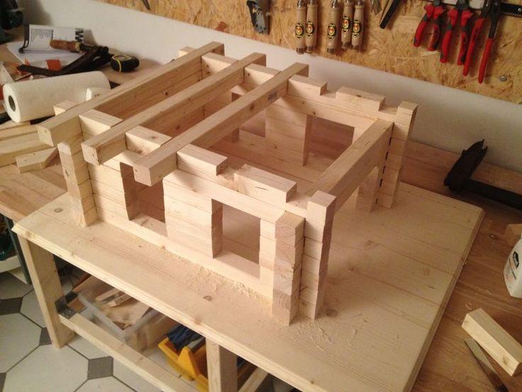 Großes Vogelhaus – Bauanleitung zum Selberbauen -…