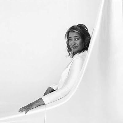Design For Love: Un'icona dell'architettura tutta al femminile: Zah...