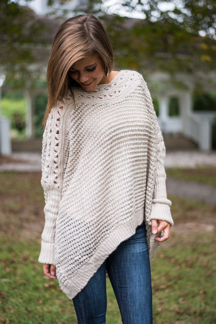 On To The Next Sweater, Taupe - The Mint Julep Boutique