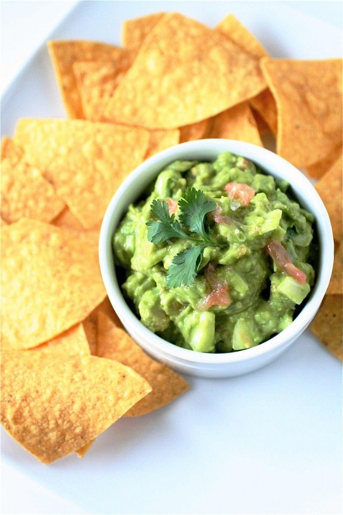 Grapefruit and Avocado Guacamole - both avocado and grapefruit are incredibly yummy & healthy. Pairing them together in a tasty guac - awesome!