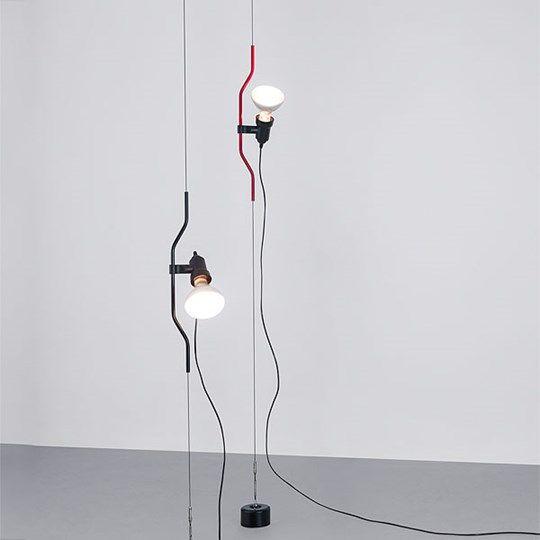Parentesi:lampada a sospensione Flos modello Parentesi