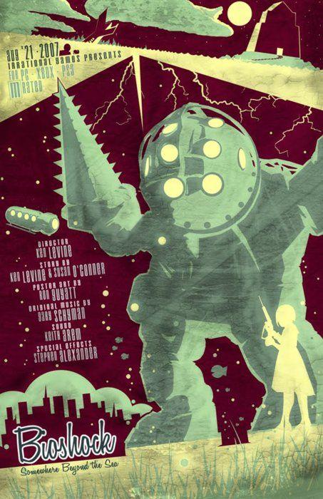 #BioShock #Bigdaddy