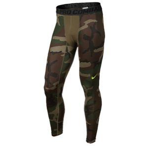 Nike Pro Combat Camo Compression Tights - Men's
