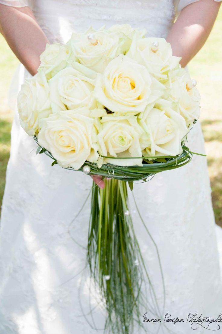 8 tendances de bouquets de mariée 2015
