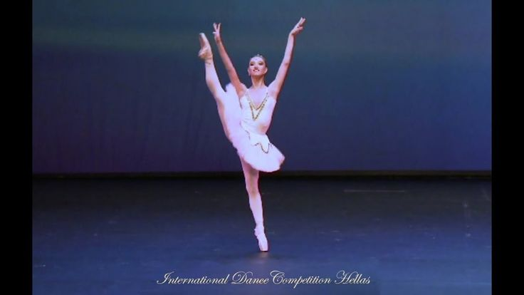 """Medora"" Variation - International Ballet & Contemporary Dance Competiti..."