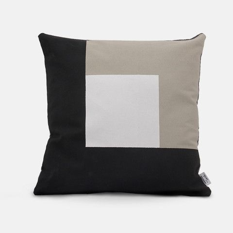 Black vs White Square by Jennifer + Smith | Available at www.LETLIV.co.nz