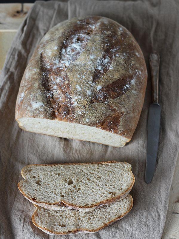 Pan rustico – hiszpański chleb rustykalny