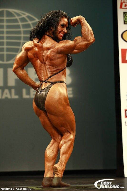 Check out these photos of Debbie Bramwell! | Body building