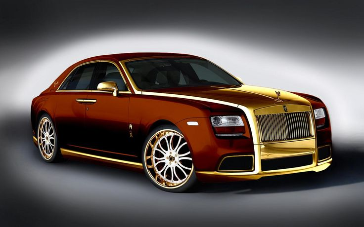 Rolls Royce Ghost Diva