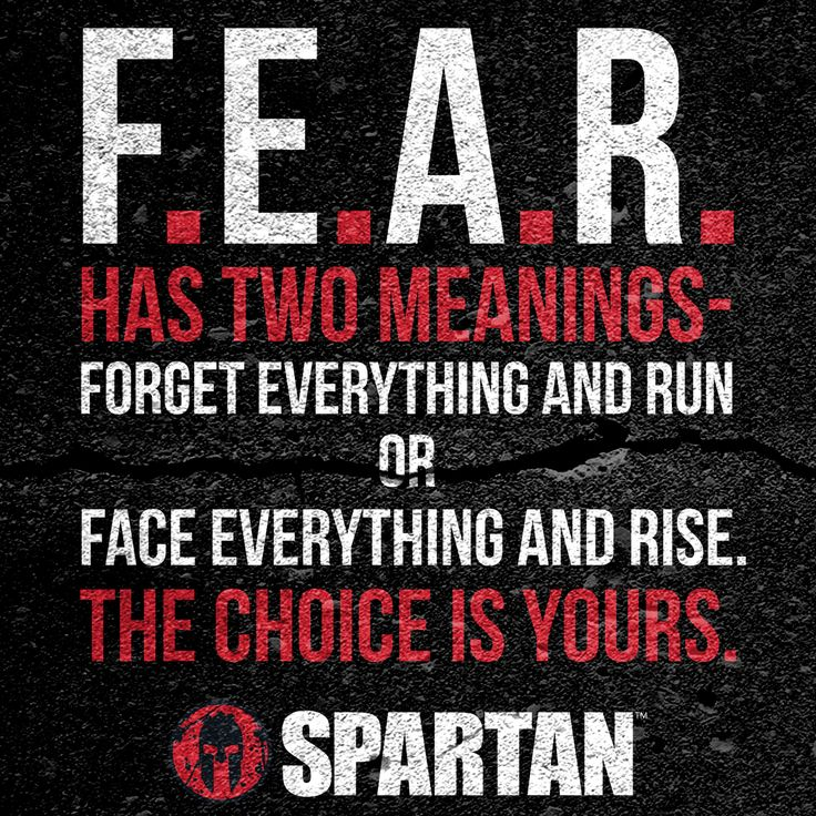 Make the right choice! #ChallengeAccepted #SpartanRace For more motivation tune in: http://sprtn.im/SpartanUP-Podcast!