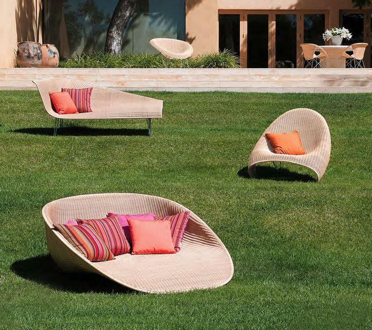 Santa Barbara Patio Furniture #22: Available Through Cabana Home- Santa Barbara: Fibonacci Collection By Janus-et-Cie