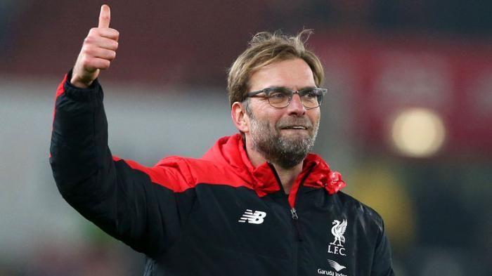 Pelatih Liverpool Jurgen Klopp - HUT RI Ke-71, Manager The Reds Ucapkan Merdeka!