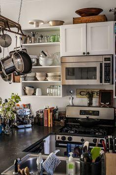 Tiny Paris Kitchens   Google Search