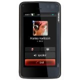 Nokia N900 Unlocked Phone/Mobile Computer with 3.5-Inch Touchscreen, QWERTY, 5 MP Camera, Maemo Browser, 32 GB - U.S. Version with Full Warranty (Wireless Phone Accessory)By Nokia