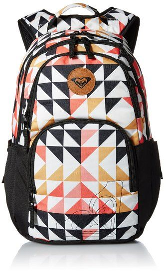Roxy Junior's Huntress Poly Backpack, Cozy Geo, One Size