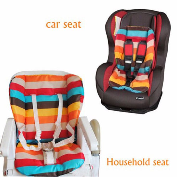 Newest Universal Auto Car Soft Thick Pram Cushion Chair Car Seat Pad Covers Stroller for Baby Kids Children Car Accessories