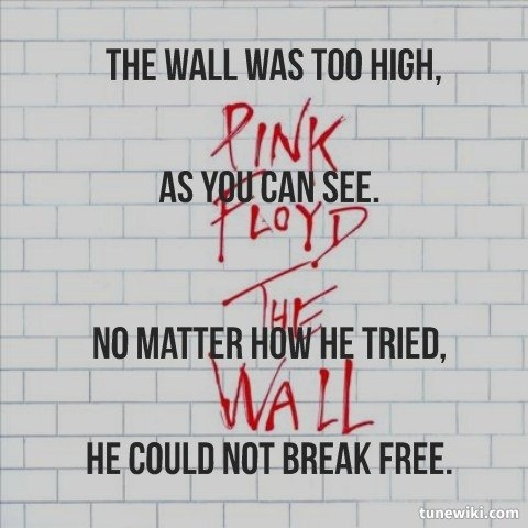 "-- #LyricArt for ""Hey You - 2011 - Remaster"" by Pink Floyd"
