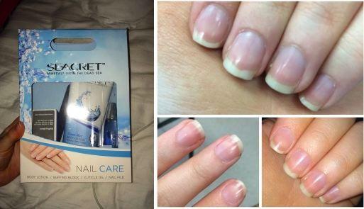 #nails #nailcare #cuticles #nailkit #seacret #salon #giftset #mothersday