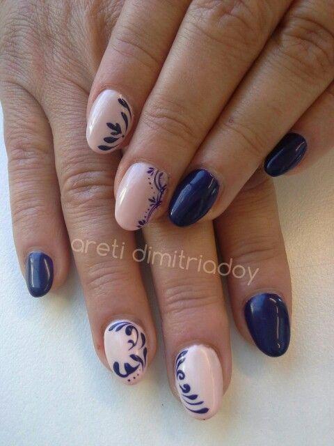 #acrylicnails #nails #essentialcare #portorafti #blue #lovemyjob