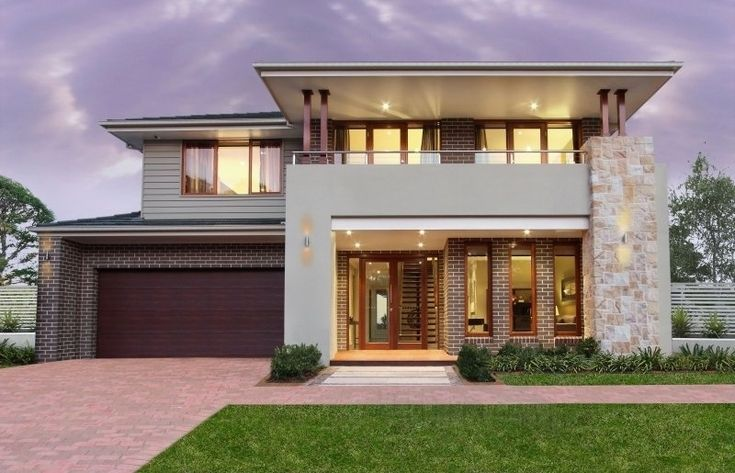 Simple Modern House Exterior 20 modern homes with exteriors to die for | exterior, modern and