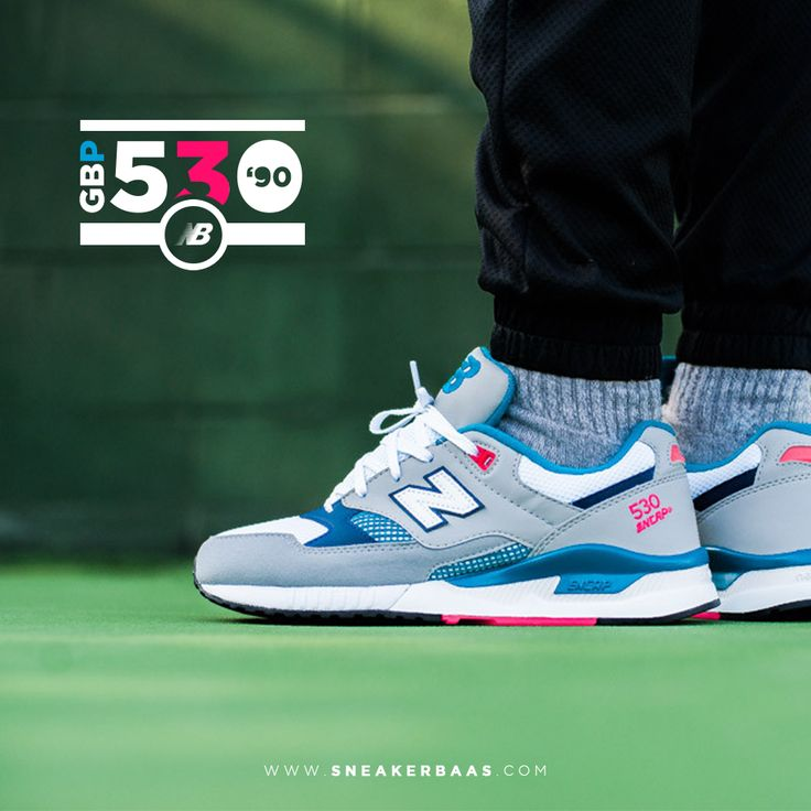 #newbalance #nb530#newbalance530 #sneakerbaas#baasbovenbaas  New Balance 530 GBP - Now available online, priced at € 109,99  For more info about your order please send an e-mail to webshop #sneakerbaas.com!