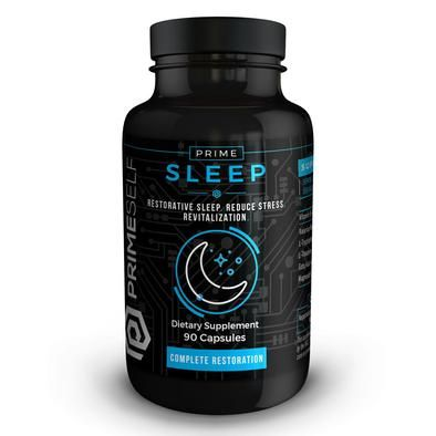 """""""Complete Restoration!"""" Prime Sleep is the perfect supplement for anyone who is looking to optimize their sleep and sleep quality, with a blend of nootropics and herbs designed to calm the mind and provide the body with the necessary nutrients for optimal sleep.  Formulated to provide the body with a natural, restorative and restful nights sleep.   #Nootropics #Nootropic #Sleep #Brain #Health #Supplement #Fitness"""