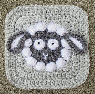 Ravelry: Zookeeper's Crochet Blanket pattern by Justine Walley