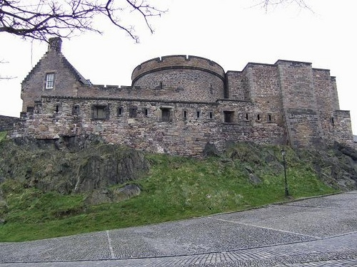 Edinburgh Castle - I will see you one day