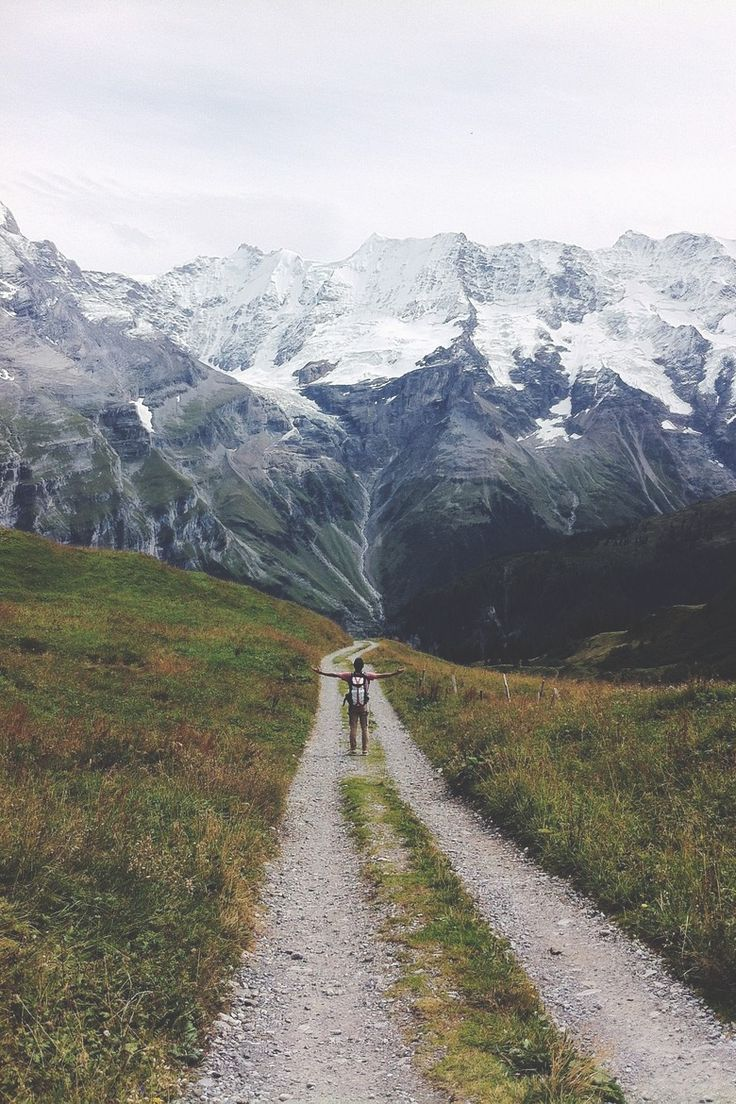 wnderlst:  Travelling in the Swiss Alps