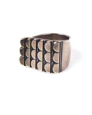 Anna Greta Eker Scale Ring SOLD