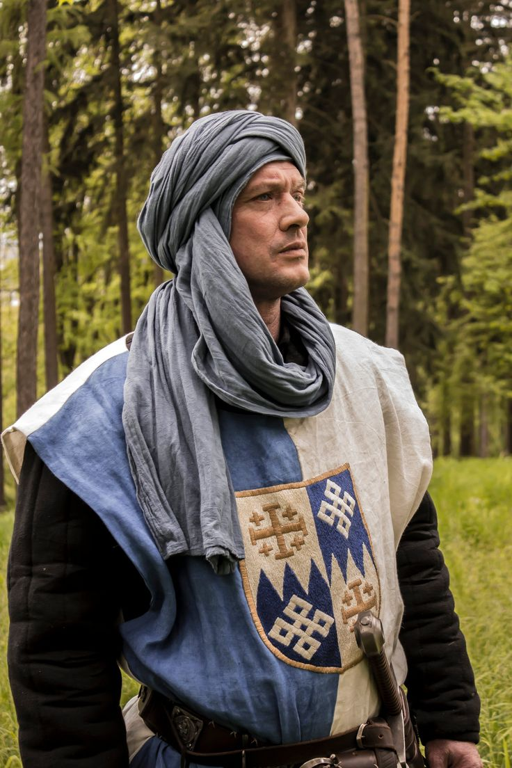medieval male stock by Liancary-Stock
