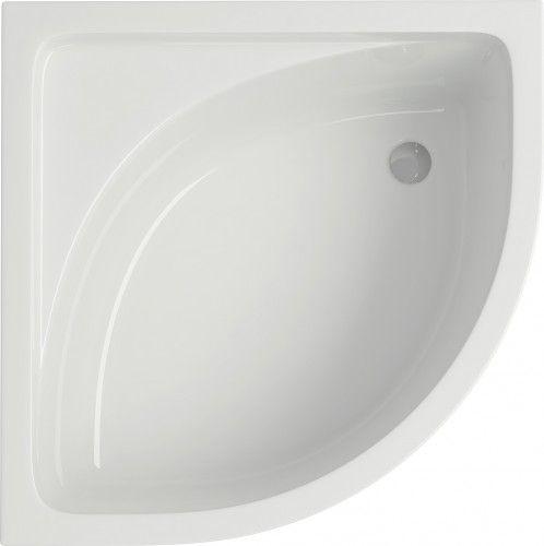 #Półokrągły #brodzik #Cersanit #tako to uniwersalny brodzik 80x80cm #wysokość 30cm , doskonały dla każdej #łazienki ma #opływowy kształt , dzięki temu bez problemu dopasuje się do twojego umeblowania.