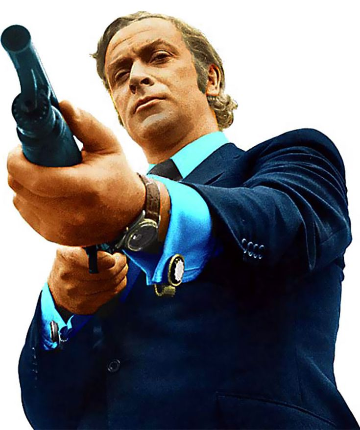 Your a big man but your out of shape with me its a profession ...now behave yourself......classic Get Carter...!