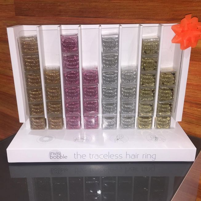 http://www.invisibobble.com/de/ - TIME TO SHINE COLLECTION // out now !