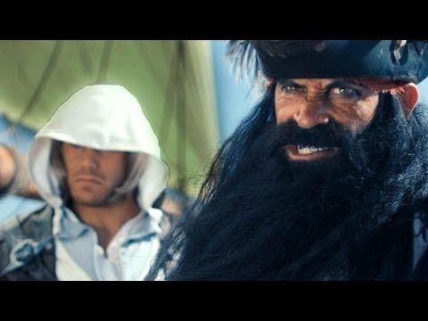 The Devil's Spear (Assassin's Creed 4: Black Flag) - YouTube