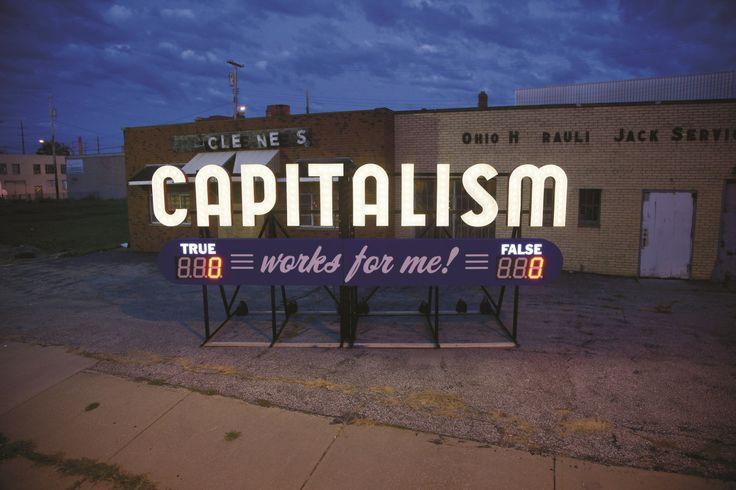 Il capitalismo funziona per me! Vero / Falso | Guerrilla traduzione!