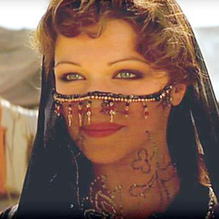 rachel weisz the mummy veil