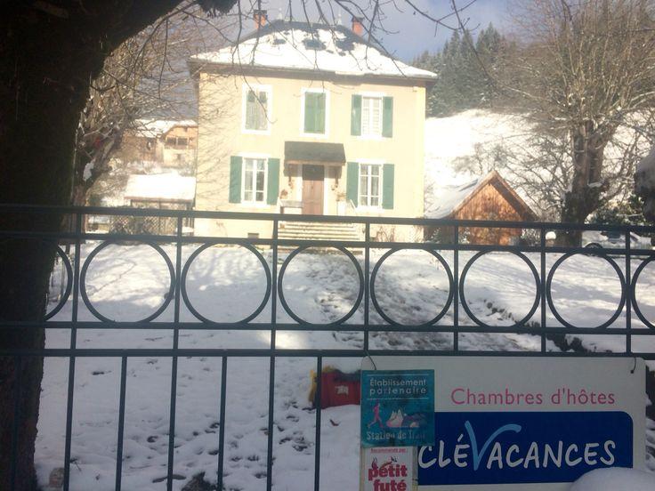 Saint-Pierre-de-Chartreuse, Chartreuse  www.ancolie-sportive.com