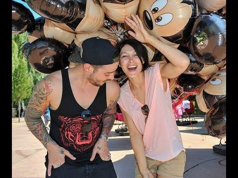 Emma Willis And Husband Matt Join Mcbusted For Ratatouille Launch At Disneyland Paris